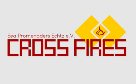 """Cross Fires (A commission for a """"Square Dance"""" Club in the Area)"""