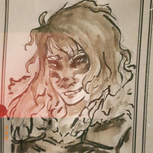 'Raksha' or 'Wolf' who's my Pen & Paper Character